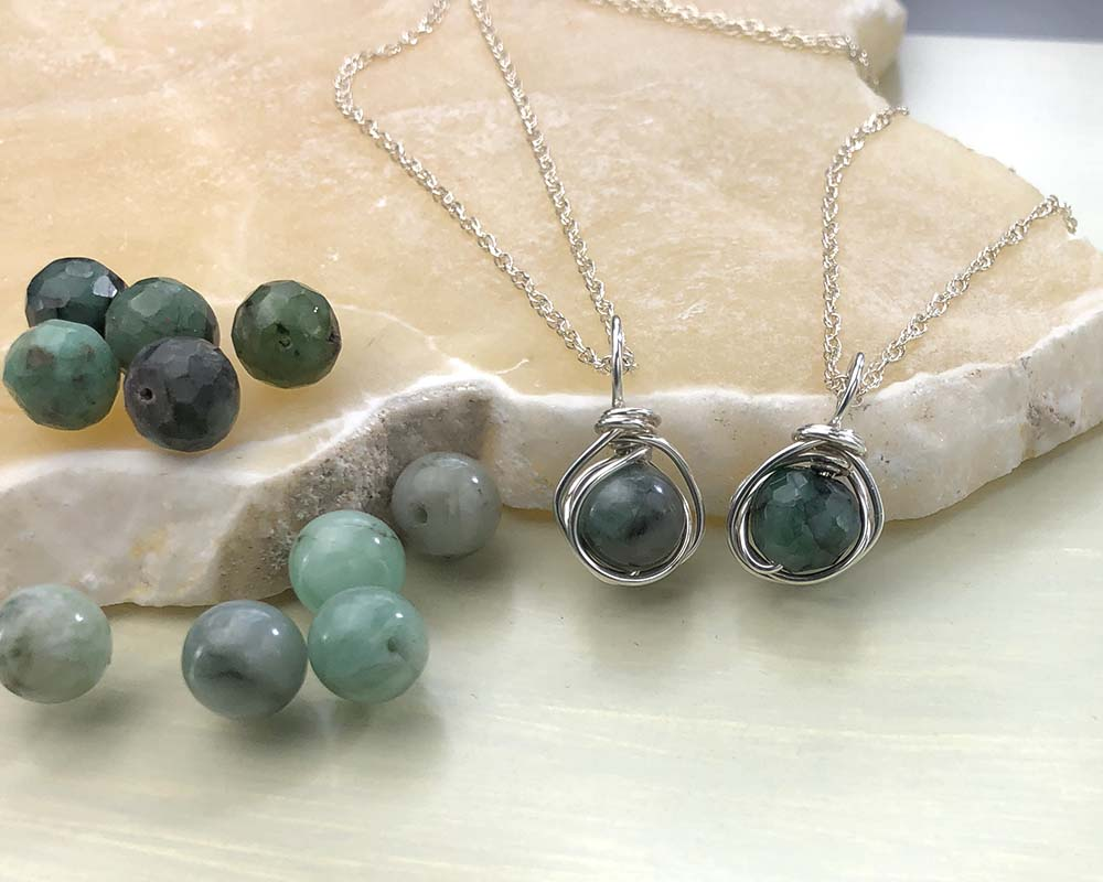 Emeralds for May